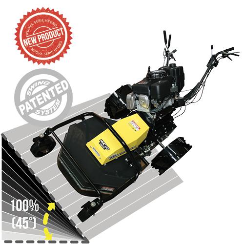Desbrozadora profesional HMC 110 Swing