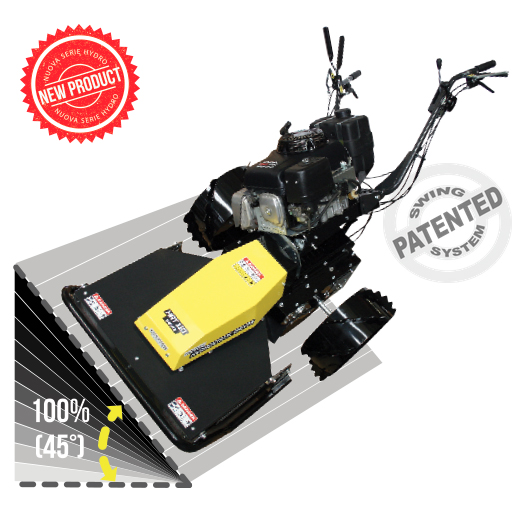 Desbrozadora profesional HRT 110 swing