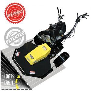 Desbrozadora Hidrostática HRT 135 Swing