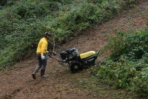 Maquinaria forestal y de jardinería