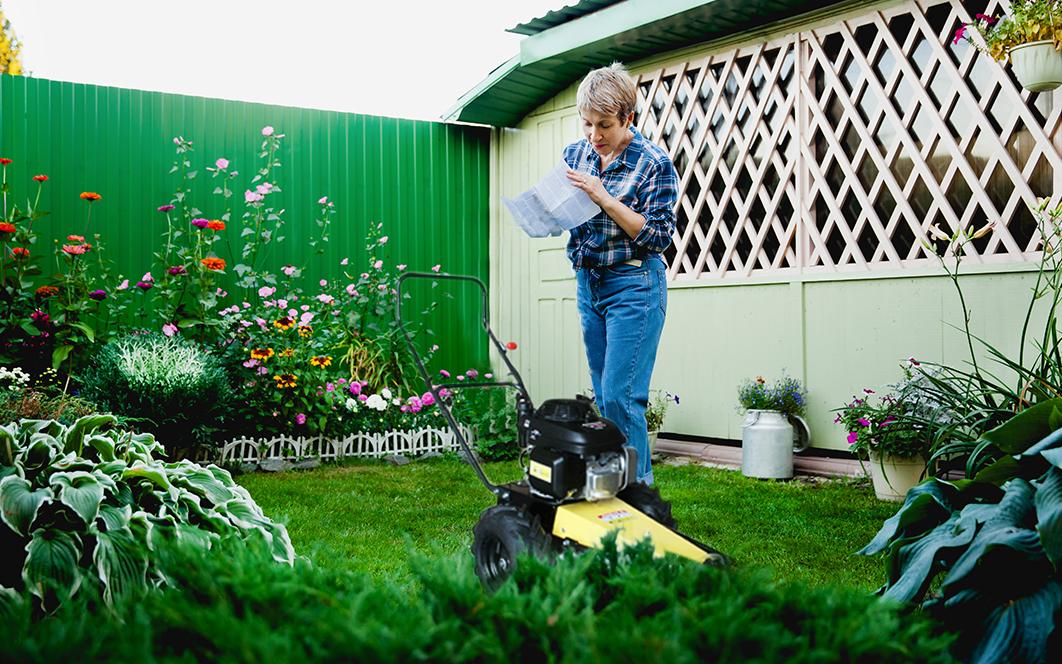 Consejos para maquinaria de jardinería y su mantenimiento