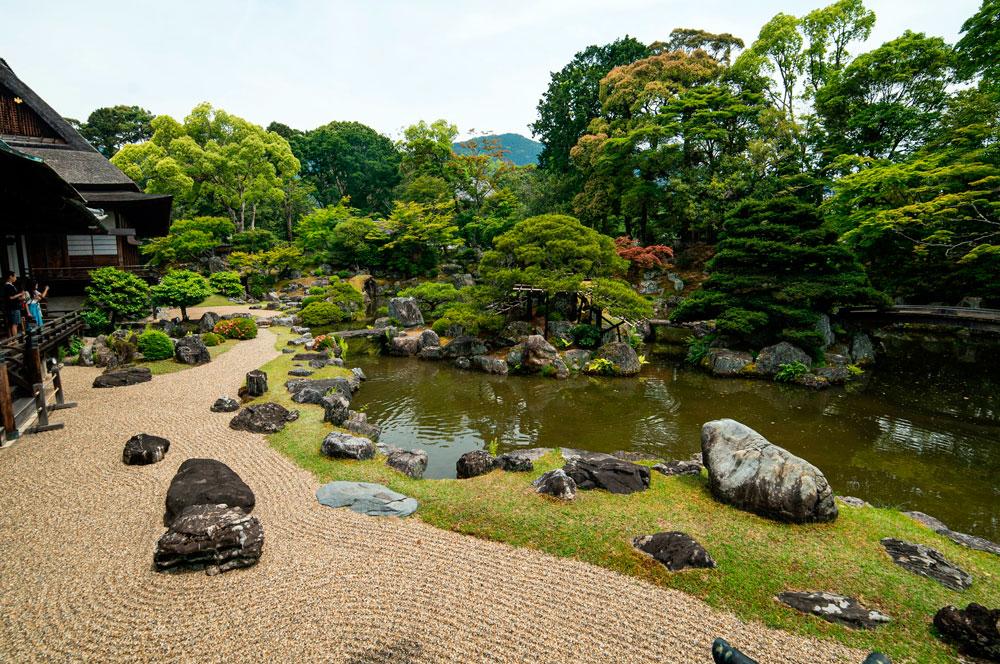 Tipos de jardines, jardín japones